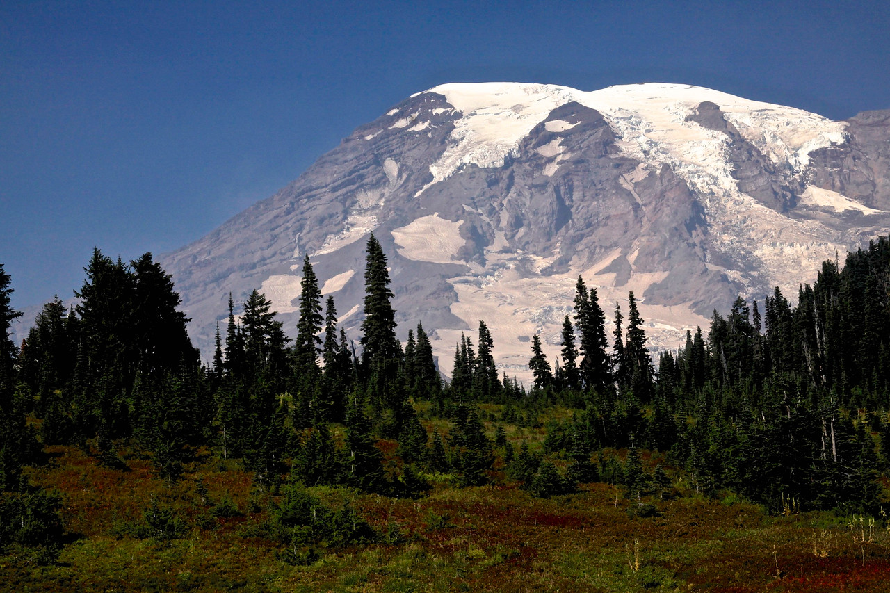 Mt. Rainer, Washington State