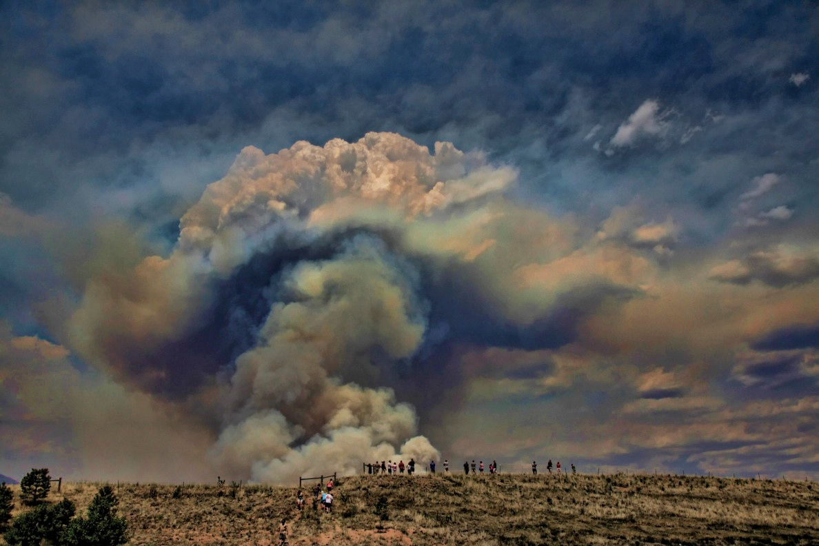 Waldo Canyon Fire, Colorado Springs, CO